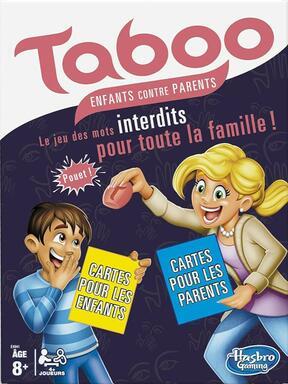 Taboo: Enfants contre Parents