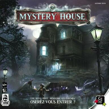 Mystery House: Oserez-Vous Entrer ?