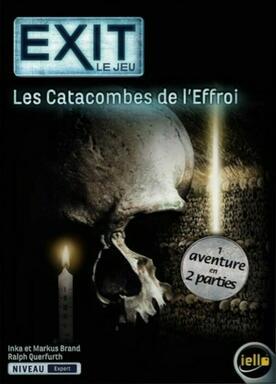 EXIT: Le Jeu - Les Catacombes de l'Effroi