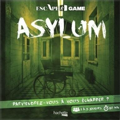 Escape Game: Asylum
