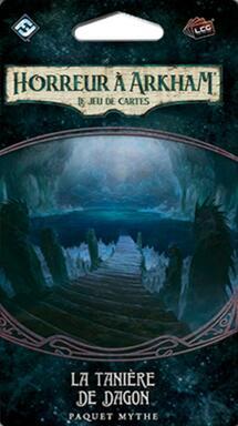 Horreur à Arkham: Le Jeu de Cartes - La Tanière de Dagon