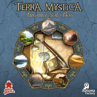 Terra Mystica: Automa Solo Box