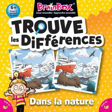 BrainBox: Trouve les Différences - Dans la Nature