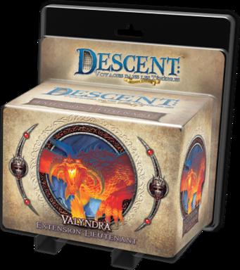 Descent: Voyages Dans les Ténèbres (Seconde Édition) - Valyndra