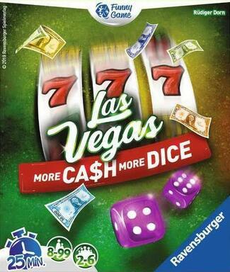 Las Vegas: More Ca$h More Dice