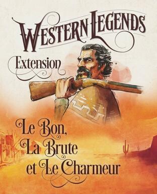 Western Legends: Le Bon, la Brute et le Charmeur