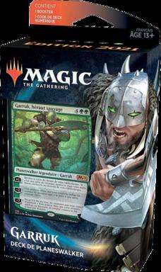Magic: The Gathering - Édition 2021 - Garruk