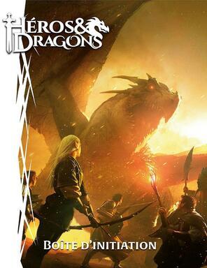 Héros & Dragons: Boîte d'Initiation