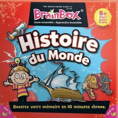 BrainBox: Histoire du Monde