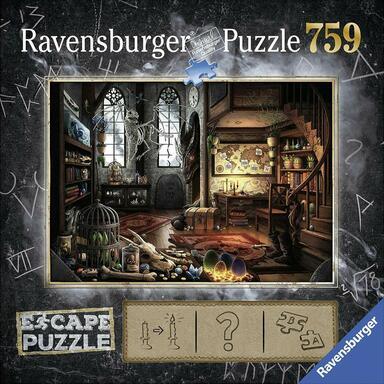 Escape Puzzle: L'Antre du Dragon