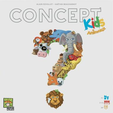 Concept Kids: Animaux