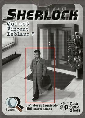 Sherlock: Qui est Vincent Leblanc ?
