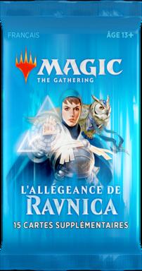 Magic: The Gathering - L'Allégeance de Ravnica - Booster