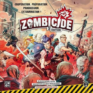Zombicide: 2nd Édition