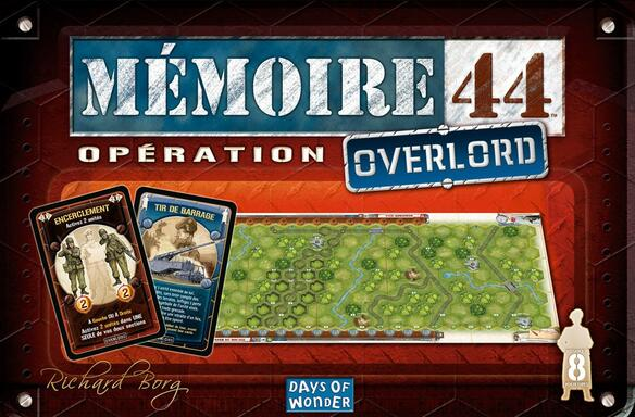 Mémoire 44: Opération Overlord