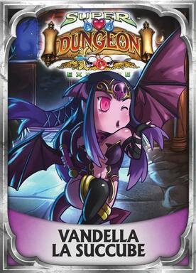 Super Dungeon Explore: Vandella la Succube