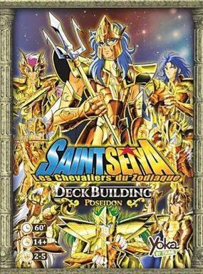 Saint Seiya: Deckbuilding - Poséidon