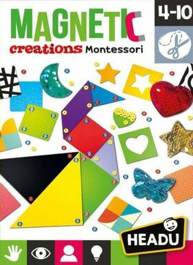 Magnetic Creations: Montessori