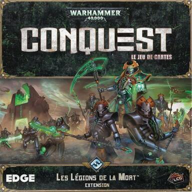Warhammer 40,000: Conquest - Les Légions de la Mort