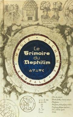 Nephilim: Légende - Le Grimoire du Nephilim