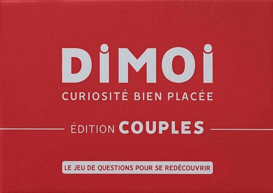 Dimoi: Édition Couples