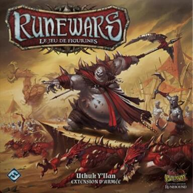 Runewars: Le Jeu de Figurines - Uthuk Y'llan