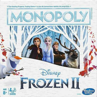 Monopoly: Frozen II