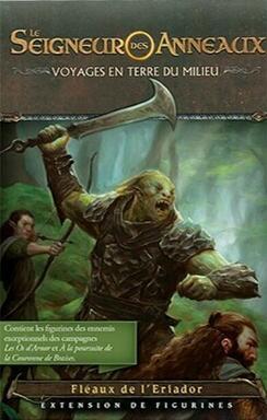 Le Seigneur des Anneaux: Voyages en Terre du Milieu - Fléaux de l'Eriador
