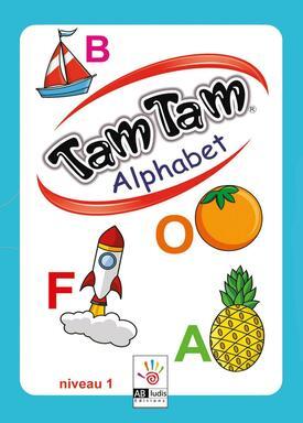 Tam Tam: Alphabet - Niveau 1