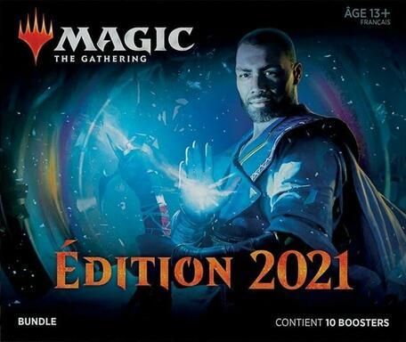 Magic: The Gathering - Édition 2021 - Bundle