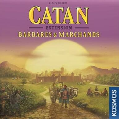 Catan: Barbares & Marchands