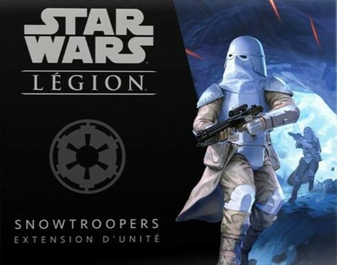 Star Wars: Légion - Snowtroopers