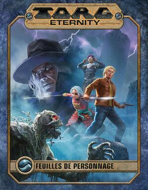 Torg Eternity: Feuilles de Personnage