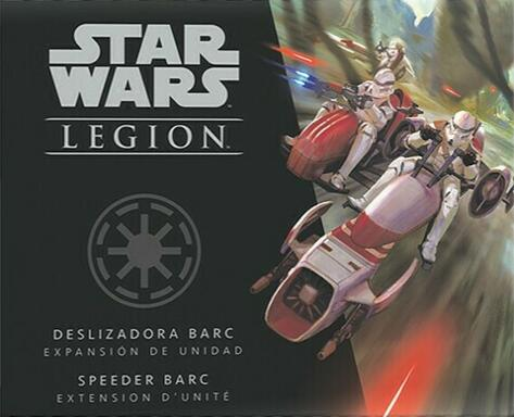 Star Wars: Légion - Speeder BARC