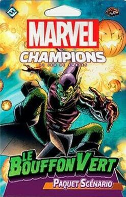 Marvel Champions: Le Jeu de Cartes - Le Bouffon Vert
