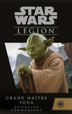 Star Wars: Légion - Grand Maître Yoda