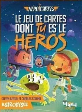 Héroi'Cartes: Astrodyssée