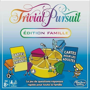 Trivial Pursuit: Édition Famille