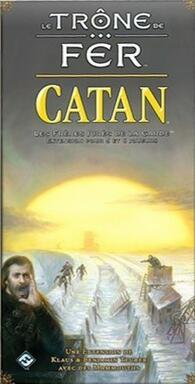Le Trône de Fer: Catan - 5 et 6 Joueurs