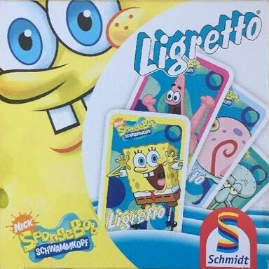 Ligretto: SpongeBob