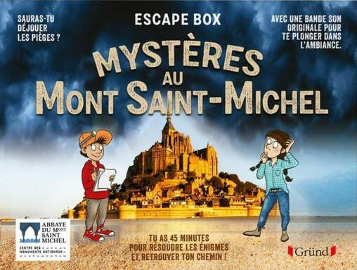 Escape Game: Mystère au Mont Saint Michel