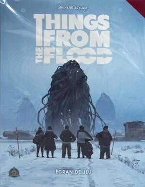 Things from the Flood: Écran de Jeu