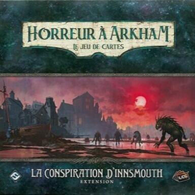 Horreur à Arkham: Le Jeu de Cartes - La Conspiration d'Innsmouth
