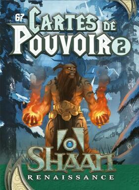 Shaan: Renaissance - Cartes de Pouvoir 2