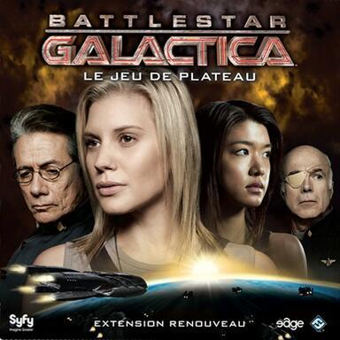 Battlestar Galactica: Le Jeu de Plateau - Renouveau