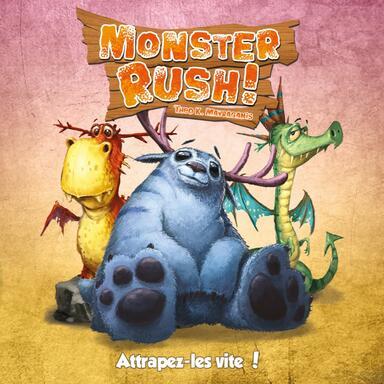 Monster Rush !