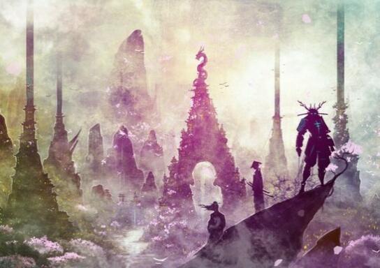 L'Empire des Cerisiers: Écran