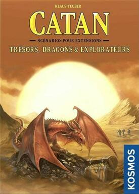 Catan: Trésors, Dragons & Explorateurs