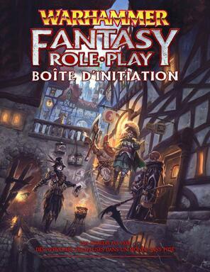 Warhammer Fantasy: Le Jeu de Rôle - Boite d'Initiation