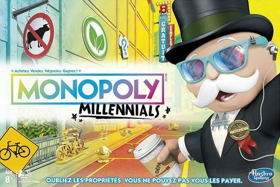 Monopoly: Millennials